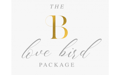 Introducing our Love Bird Ceremony Package